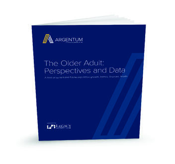 3D Cover The Older Adult