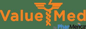 Value Med logo w PM logo